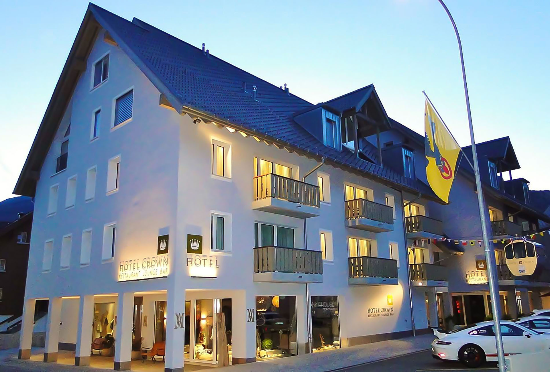 Hotel Crown Andermatt